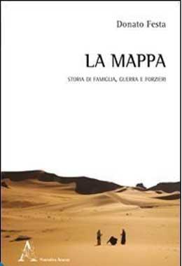 La mappa, di Donato Festa, romanzo storico El Alamein