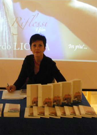 """Grazia Previato e """"I colori di un'idea"""", romanzo ambientato nella Barcellona di Gaudì"""