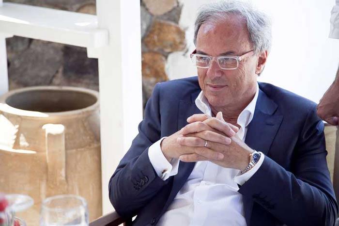 Ugo Busatti, autore di un libro per uscire dalla crisi economica