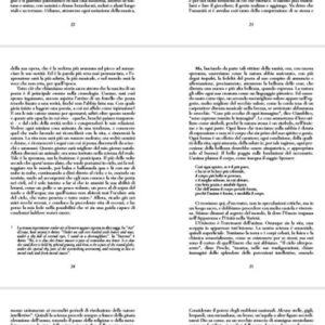 Impaginazione grafica ed eventuale correzione / editing di un testo